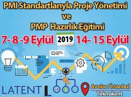 PMI Standartlarıyla Proje Yönetimi Ve PMP Hazırlık Eğitimi ( Eğitim Bitti )