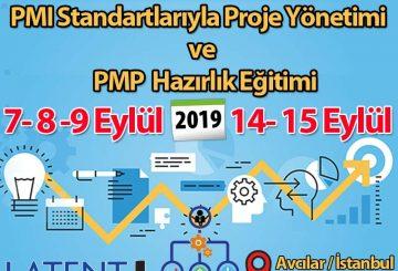 PMI Standartlarıyla Proje Yönetimi Ve PMP Hazırlık Eğitimi ( Kayıtlar Başladı )